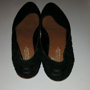 Toms Pointed Toe Flats